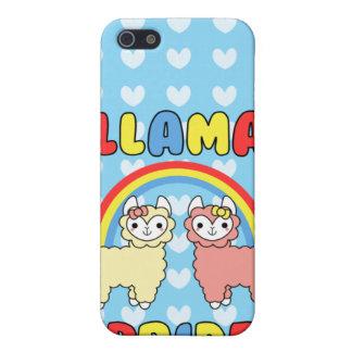 Adorable Llama Pride Speck Case iPhone 5 Cover