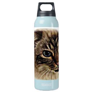 adorable Lynx Point Birman Cat Liberty Water bottl Insulated Water Bottle
