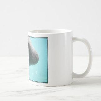 Adorable Manatee Swimming Mugs