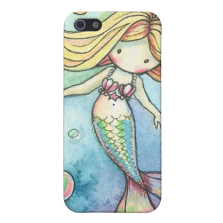 Adorable Mermaid iPhone Case Cover For iPhone 5