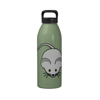 Adorable Mouse Drinking Bottles