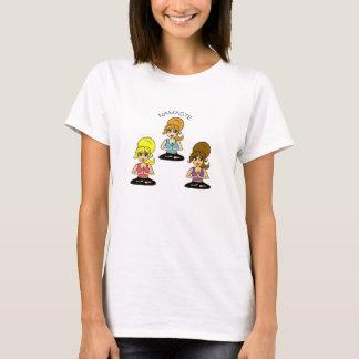 Adorable Namaste Yoga T-Shirt
