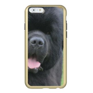 Adorable Newfoundland Incipio Feather® Shine iPhone 6 Case