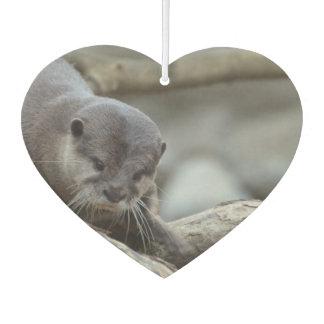 Adorable Otter Car Air Freshener