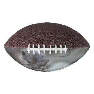 Adorable Otter Football