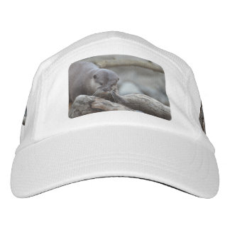 Adorable Otter Headsweats Hat