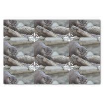 Adorable Otter Tissue Paper