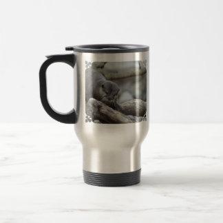 Adorable Otter Travel Mug