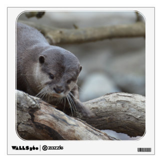 Adorable Otter Wall Decal