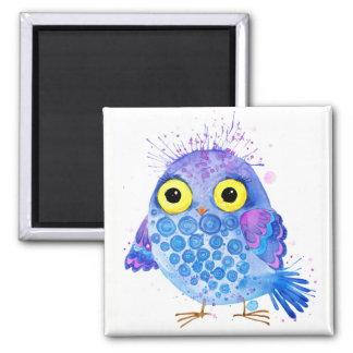Adorable Owl magnet