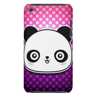 Adorable Panda Barely There iPod Case