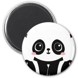 Adorable Panda Magnet