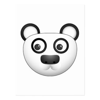 Adorable Panda Postcard