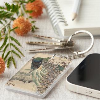 Adorable Peacock Key Chain
