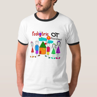 Adorable Pediatric Occupational Therapy Assistant T Shirt