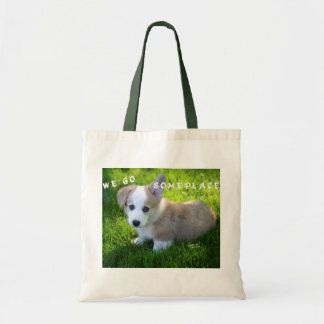 Adorable Pembroke Welsh Corgi Bag