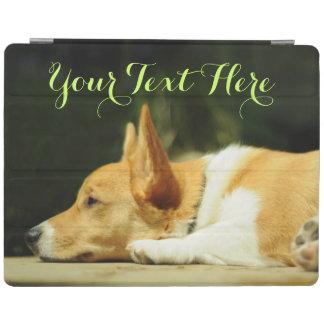 Adorable Pembroke Welsh Corgi Puppy Dog iPad Smart Cover