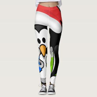 Adorable Penguin Leggins Leggings