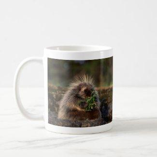 Adorable Porcupine mug