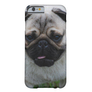 Adorable Pug Barely There iPhone 6 Case