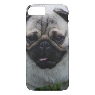 Adorable Pug iPhone 8/7 Case