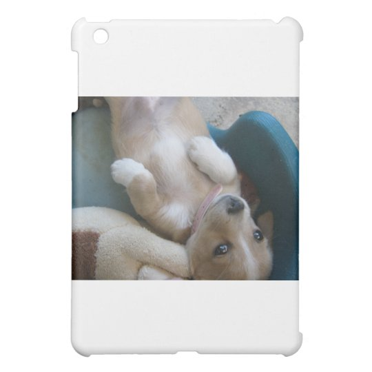 Adorable puppy 2 cover for the iPad mini