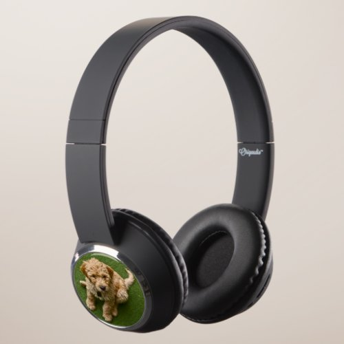 Adorable Puppy Headphones