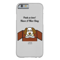 Adorable Puppy IPhone 6/6S, Barely There Case