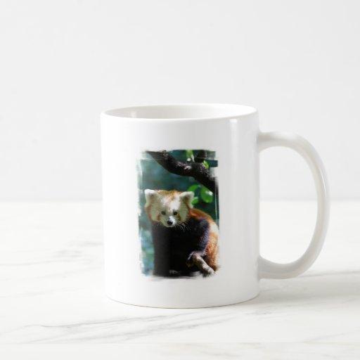 Adorable Red Panda  Coffee Mug