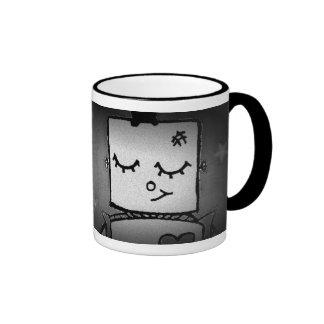 Adorable Robot Coffee Mug