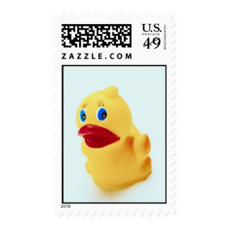 Adorable Rubber Duck Postage Stamps