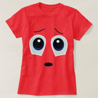 Adorable Sad Face T-Shirt