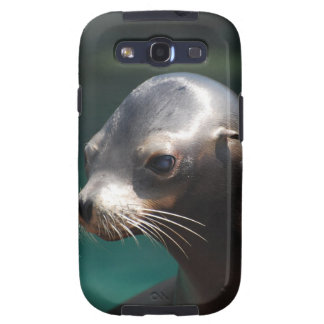Adorable Sea Lion Samsung Galaxy S3 Cases