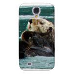 Adorable sea otter i phone3 speck case