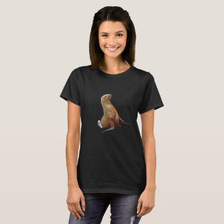 Adorable seal and seagull shirt