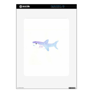 Adorable Shark Skins For iPad