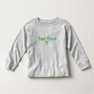 Adorable shirt for hungry tots!