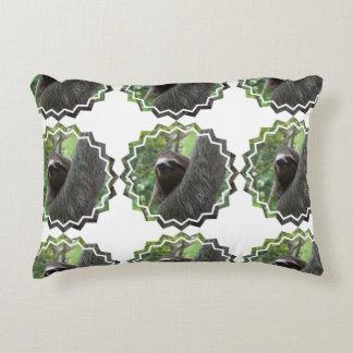 Adorable Sloth Accent Pillow