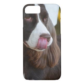 Adorable Springer Spanial iPhone 7 Case