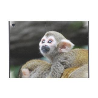 Adorable Squirrel Monkey iPad Mini Covers