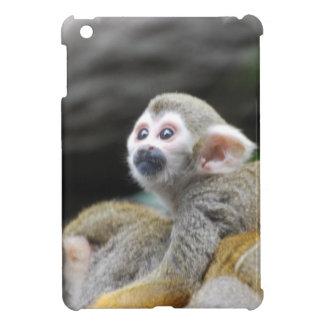 Adorable Squirrel Monkey iPad Mini Cases