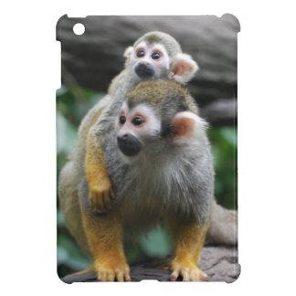 Adorable Squirrel Monkey iPad Mini Case