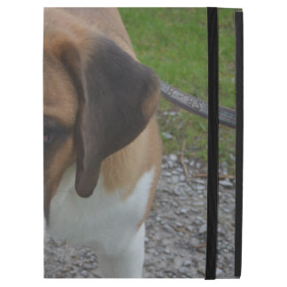 "Adorable St Bernard iPad Pro 12.9"" Case"