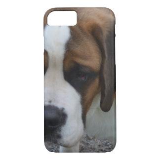 Adorable St Bernard iPhone 8/7 Case