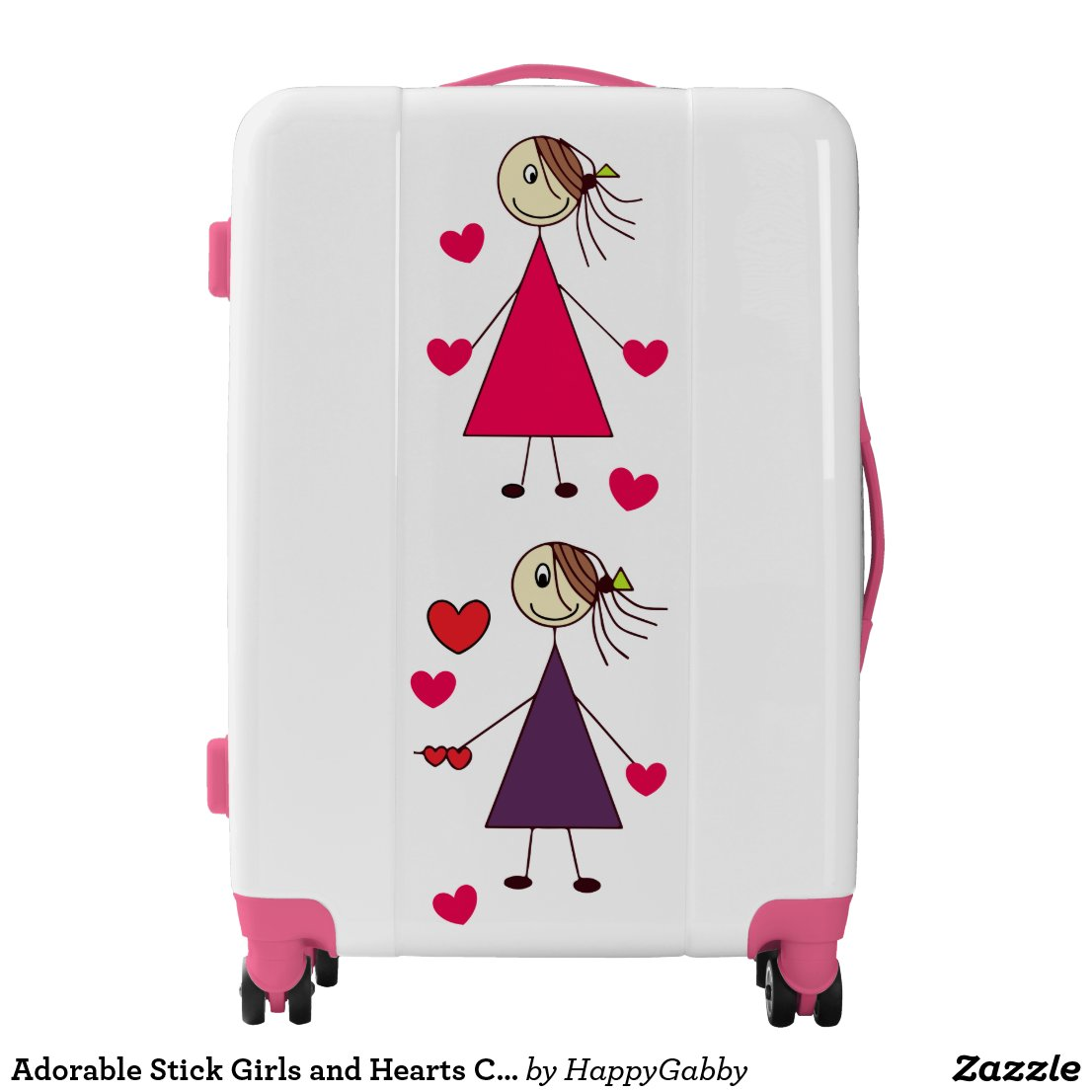 cute suitcase for girls