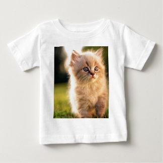 Adorable Stop Motion Kitten Infant T-shirt