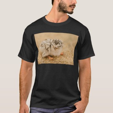 Beach Themed Adorable Tern Chick T-Shirt