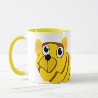 Adorable Tiger Mug