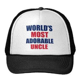 Adorable Uncle Trucker Hats