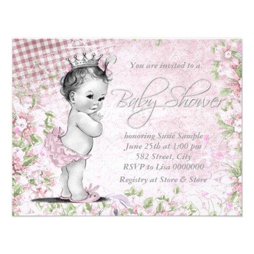 Girl Baby Shower Invites as good invitation template